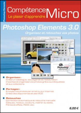 Booklet's front page - Photoshop Elements 3.0